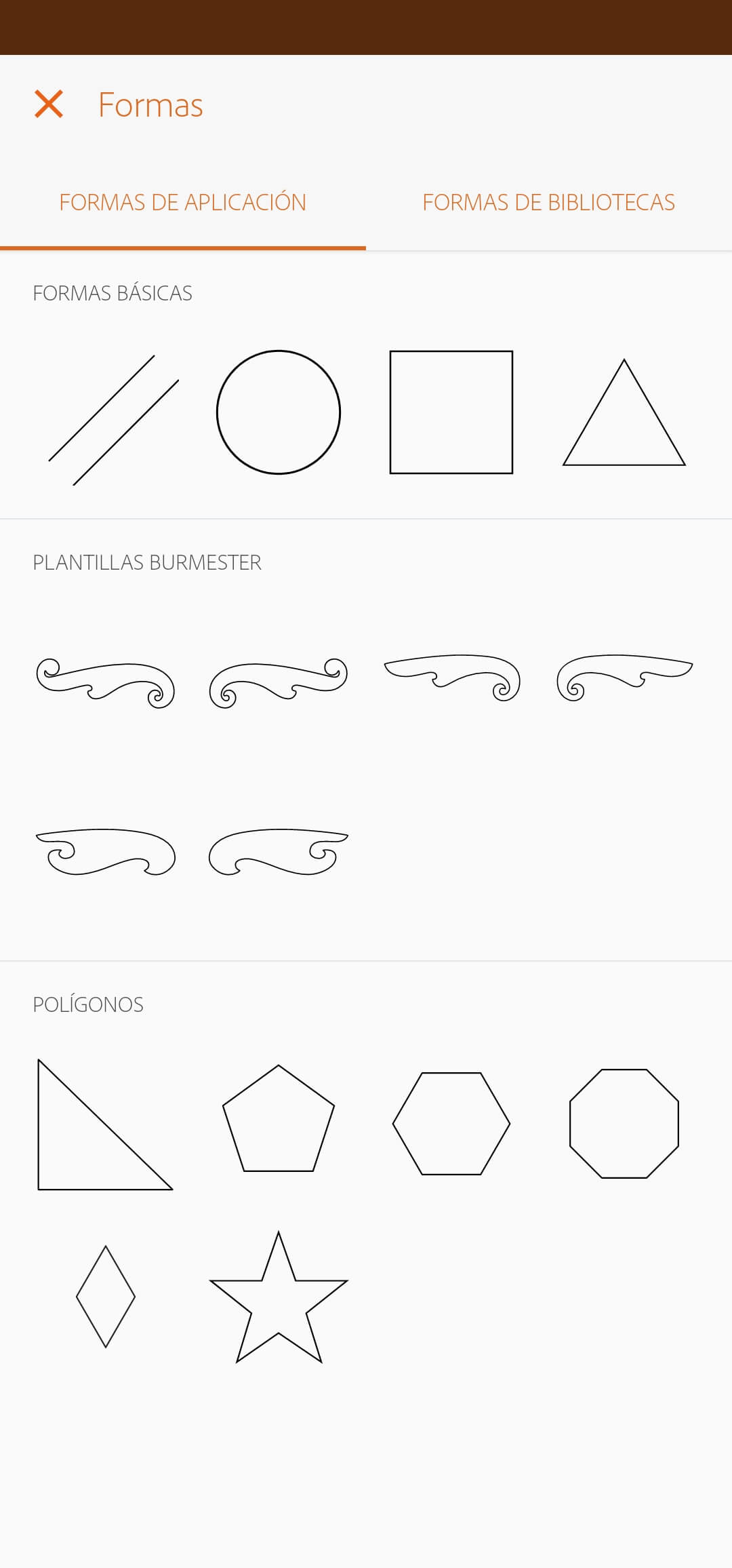 formes - adobe draw