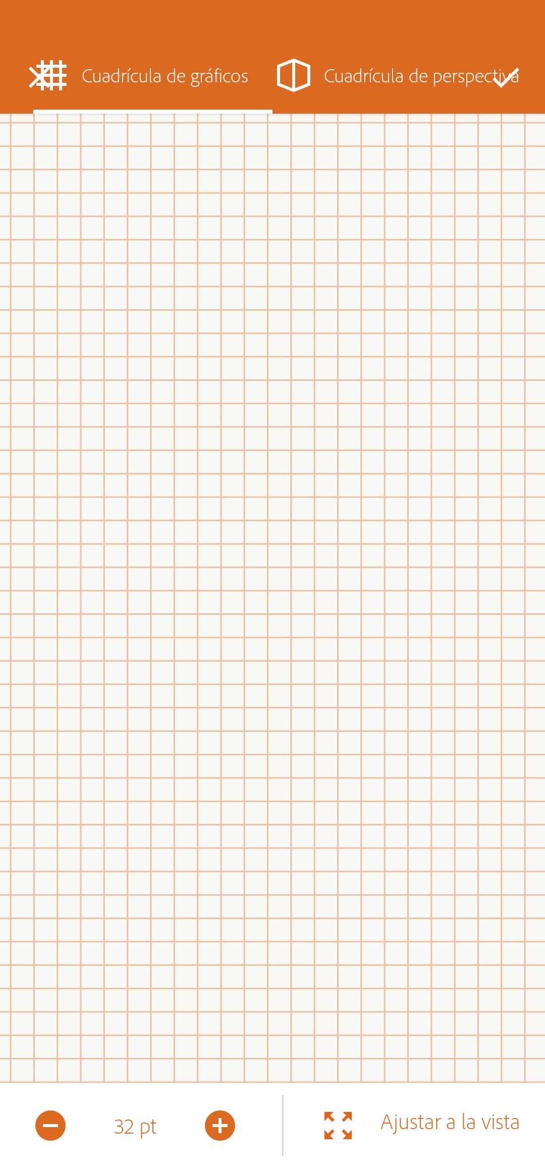 quadrícula bàsica - adobe draw