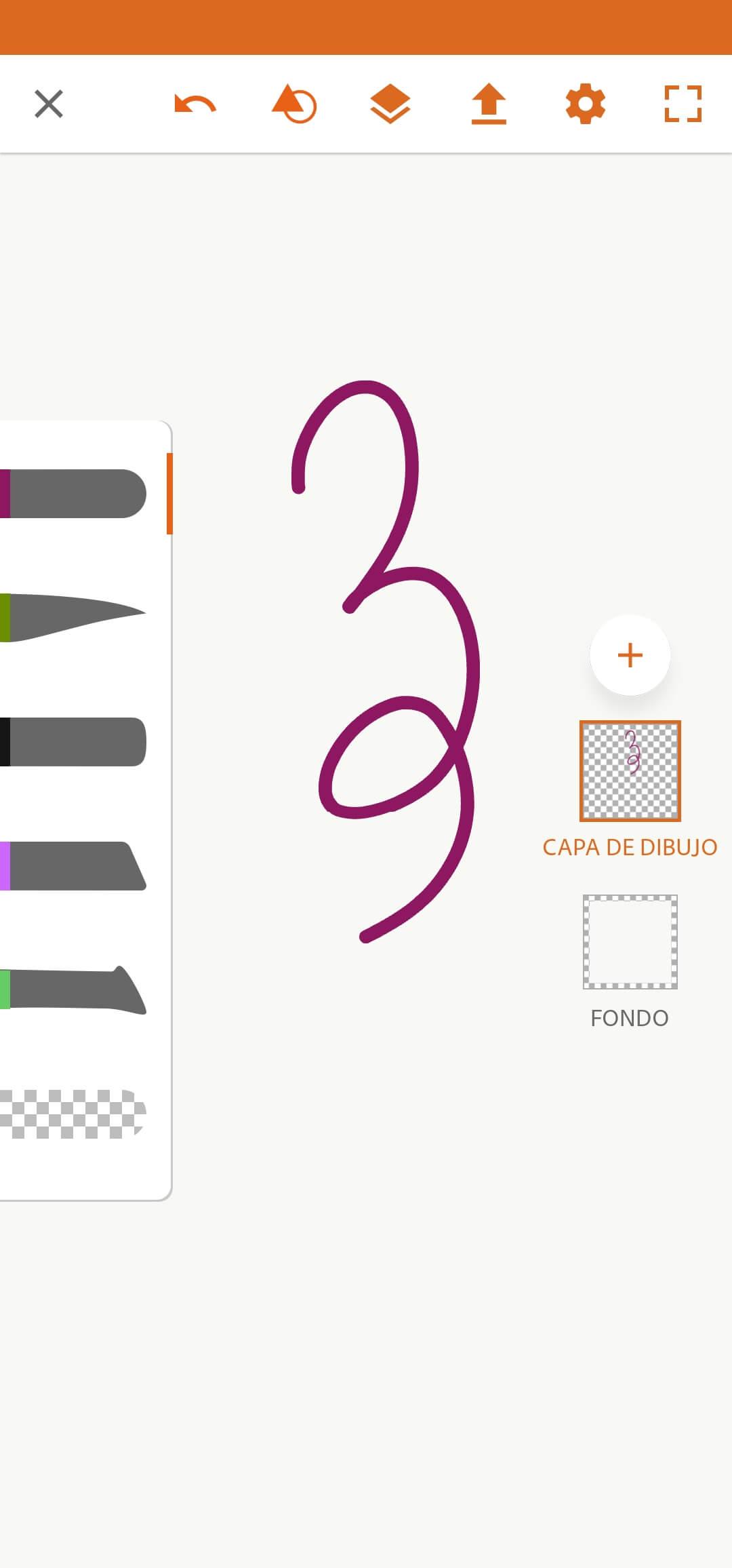 pinzells - adobe draw